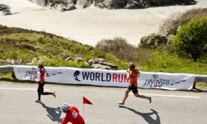 Foto: WINGS FOR LIFE WORLD RUN STAVANGER 2014